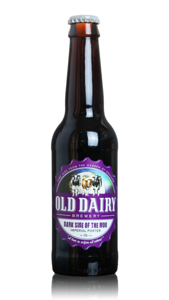 Old Dairy Dark Side of the Moo Imperial Porter