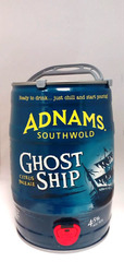 Adnams Ghost Ship Pale Ale Mini Keg