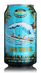 Kona Big Wave Golden Ale, CAN