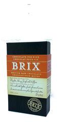 Brix Medium Dark Chocolate 60% Cocoa, 227g bar