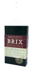 Brix Smooth Dark Chocolate 54% Cocoa, 227g bar