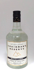 Chairman's Reserve White Label St Lucia Rum
