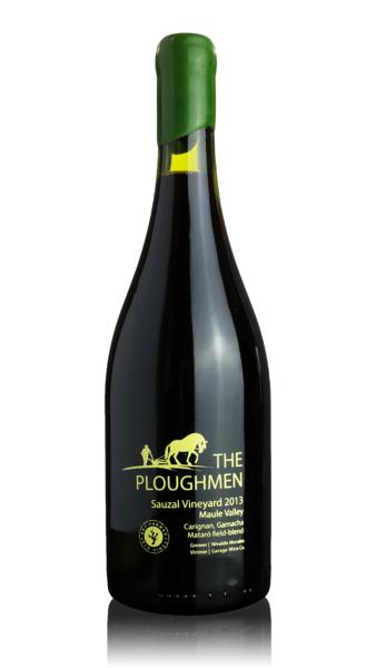 Garage Wine Co 'The Ploughmen' Sauzal Vineyard Field Blend 2013