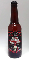 Weird Beard Hops Maiden England English Pale Ale