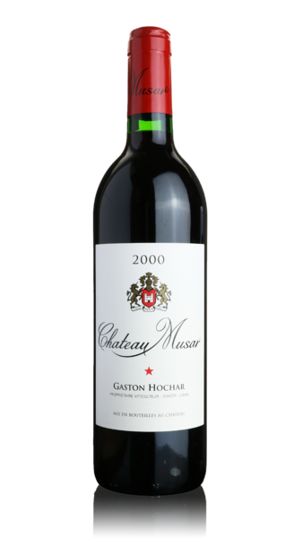 Chateau Musar Red 2000