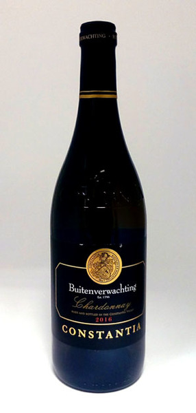 Buitenverwachting Chardonnay 2018