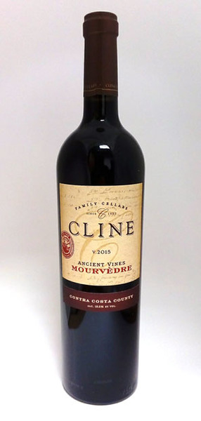 Cline Cellars Ancient Vines Mourvedre, California 2016