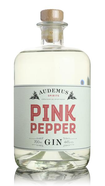 Audemus Pink Pepper Gin