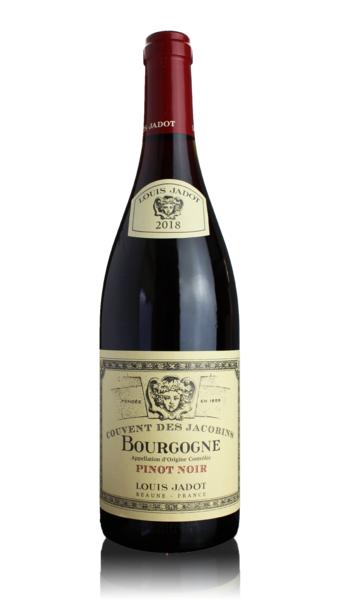 Bourgogne Pinot Noir 'Couvent des Jacobins', Louis Jadot 2018