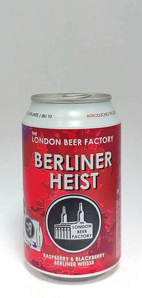 London Beer Factory Berliner Heist