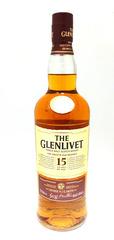The Glenlivet 15 Year Old Speyside Single Malt