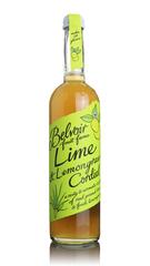 Belvoir Lime & Lemongrass Cordial