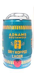 Adnams Dry Hopped Lager Mini Keg