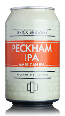 Brick Brewery Peckham IPA