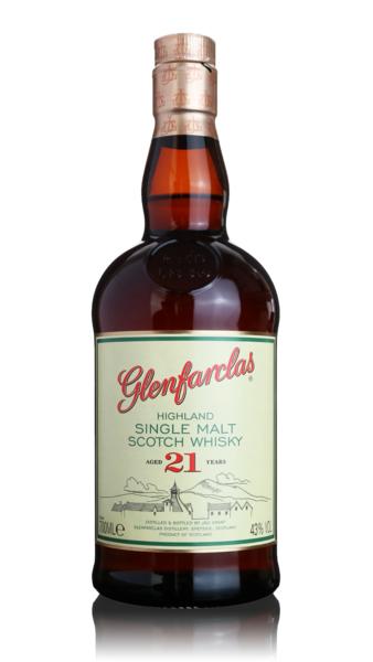 Glenfarclas 21 Year Old Speyside Single Malt