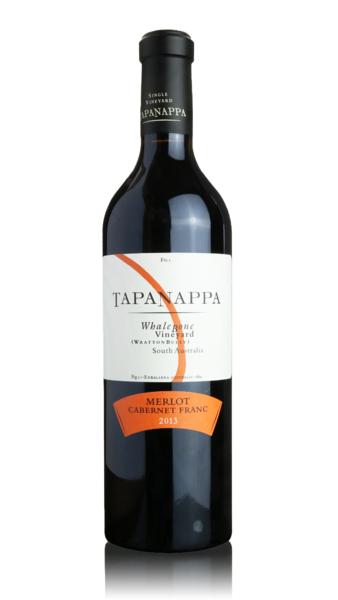 Tapanappa Whalebone Vineyard Merlot/Cab Franc, Wrattonbully 2013