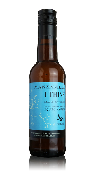 Equipo Navazos 'I Think' Manzanilla En Rama - Half Bottle NV