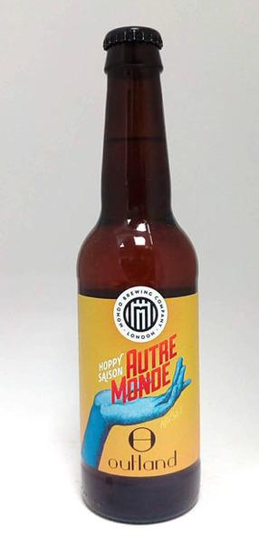 Mondo Brewing Autre Monde Hoppy Saison