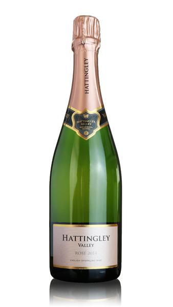Hattingley Valley Rose 2014