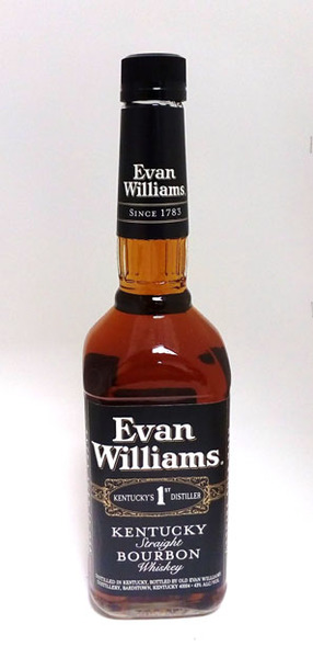 Evan Williams Extra Aged Straight Kentucky Bourbon
