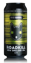 Mad Squirrel Roadkill New England IPA
