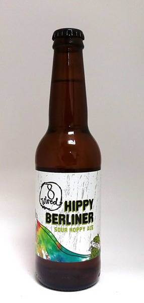 8 Wired Flat Hippy Berliner