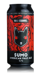 Mad Squirrel Sumo American Pale Ale