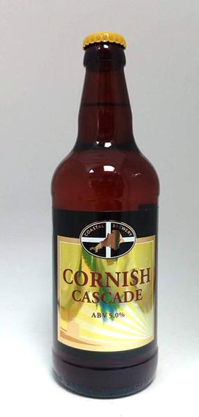 Coastal Brewery Cornish Cascade