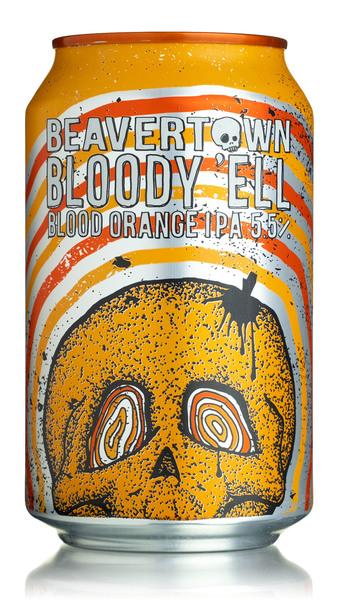 Beavertown Bloody 'ell Blood Orange IPA