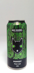 Mad Squirrel Hopfest Pale Ale