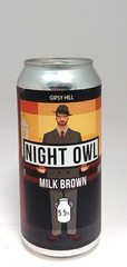 Gipsy Night Owl Milk Brown Ale