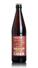 Hogan's Golden & Earthy Medium Cider