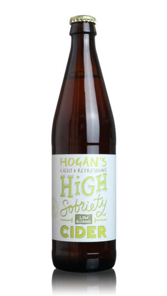 Hogan's High Sobriety Low Alcohol Cider