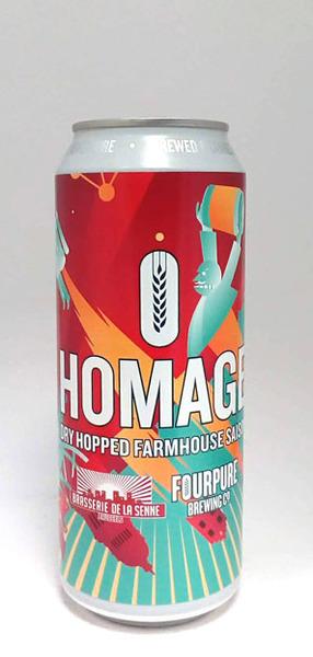 Fourpure Homage Farmhouse Saison