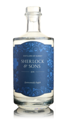 Distillers of Surrey Sherlock & Sons Nautical Edition