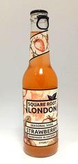 Square Root Strawberry Soda