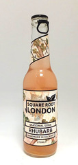 Square Root Rhubarb Soda
