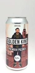 Gipsy Hill Golden King Premium Pilsner