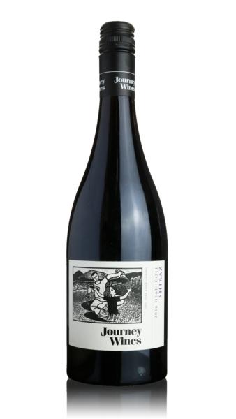 Journey Wines Heathcote Shiraz 2016