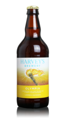 Harvey's Olympia Golden Ale