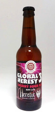 Mondo Brewing Global Heresy V3 Cherry Sour Ale