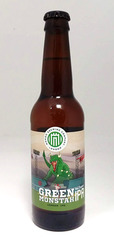 Mondo Brewing Green Monstah New England IPA