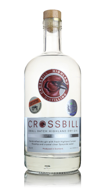 Crossbill Small Batch Highland Dry Gin