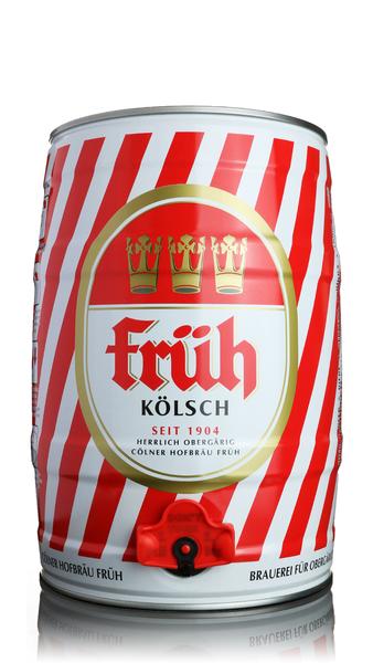 Fruh Kolsch Mini Keg