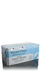 Fever Tree Refreshingly Light Tonic 8 x 150ml Can Pack