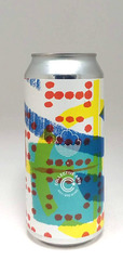 Cloudwater/Collective Arts Lower Than Zero Brut IPA