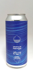Cloudwater/Stillwater Artisanal Tangible Object Pilsner