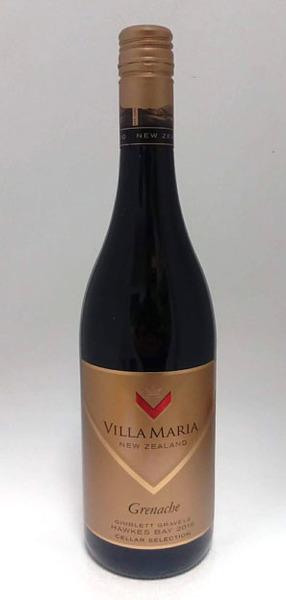 Villa Maria Cellar Selection Gimblett Gravels Grenache 2016