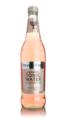 Fever Tree Refreshingly Light Aromatic Tonic Water