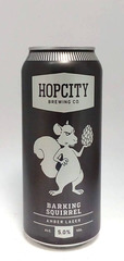 Hop City Brewing Co Barking Squirrel Amber Lager